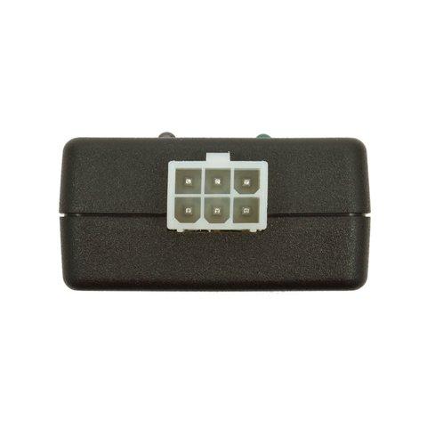 Bluetooth-адаптер BT-ECU K-Line+CAN для программы диагностики автомобиля Check Engine + Кабель OBD-II Прев'ю 2