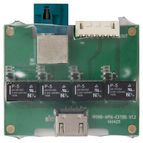 Видеоинтерфейс с HDMI для BMW с активными парковочными линиями Превью 2