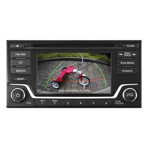 Кабель для під'єднання  камери в автомобілях Nissan із системою Nissan Audio Прев'ю 6