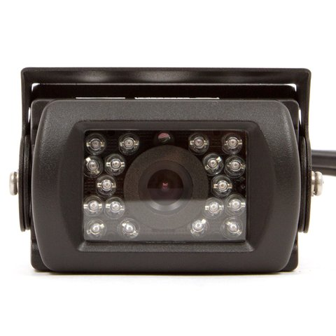 Universal Car Rear View Camera DLS-505 with IR Illumination Preview 3