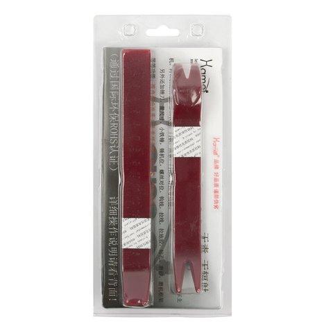 Набір інструментів для знімання обшивки 4 шт – поліуретан Прев'ю 1