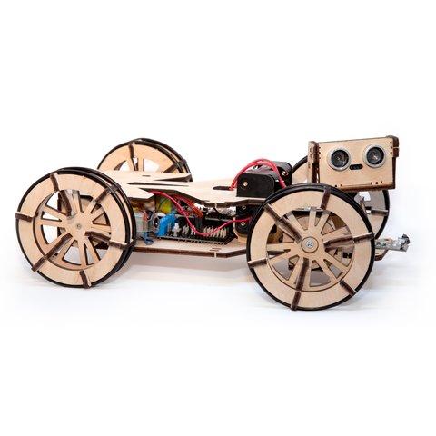 Электронный конструктор EcoBot FRAMMY с Wi-Fi-управлением