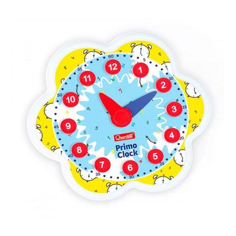 Навчальний ігровий набір Quercetti серії Play Montessori Перший годинник Прев'ю 1