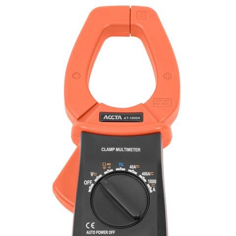 Digital Clamp Meter Accta AT-1000A Preview 9